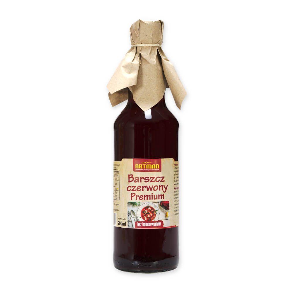 Barszcz czerwony PREMIUM 500 ml
